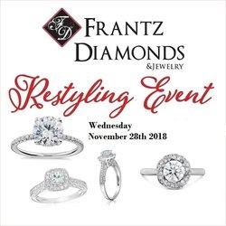 Frantz Diamonds Events